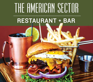 The American Sector Restaurant + Bar