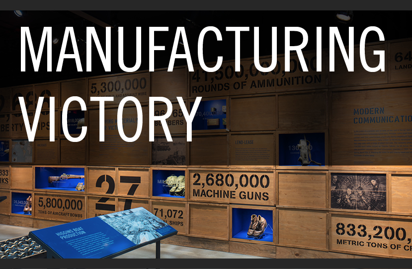 Manufacturing Victory