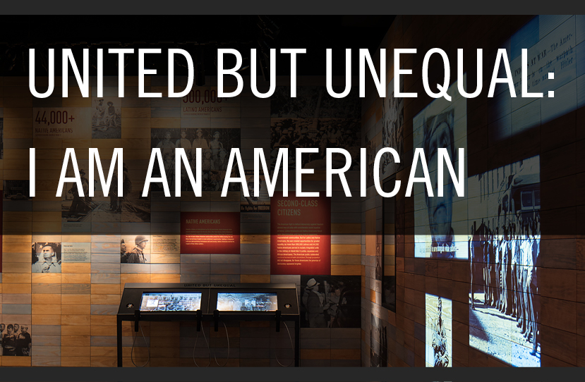 United but Unequal: I Am an American