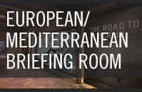 European/Mediterranean Briefing Room