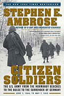 'Citizen Soldiers' by Stephen Ambrose