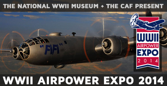 WWII AirPower Expo 2014