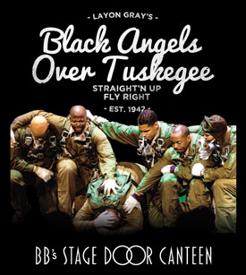 'Black Angels Over Tuskegee'