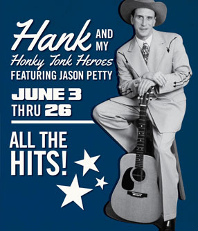 Hank and My Honky Tonk Heroes Featuring Jason Petty