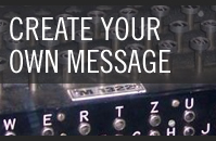 Create Your Own Message