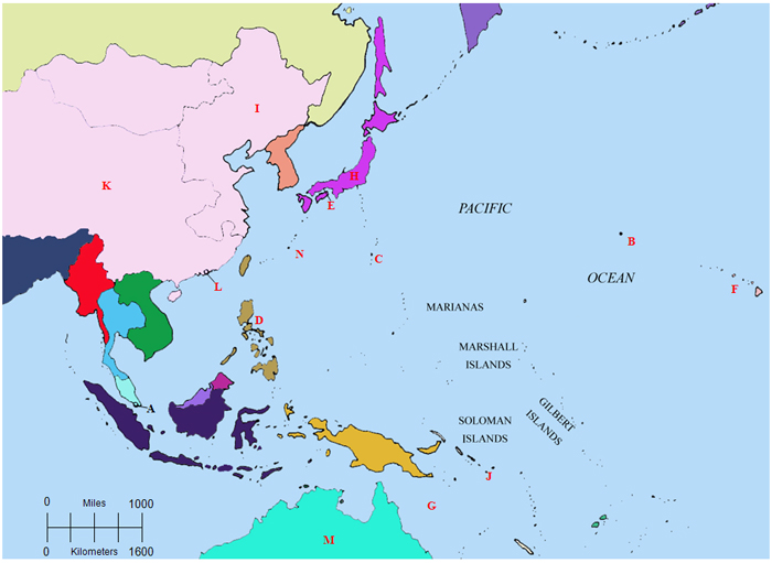 Allies and axis whos who in wwii the national wwii museum blog can you identify the major locations in the pacific from our lesson plan where in the world war gumiabroncs Choice Image