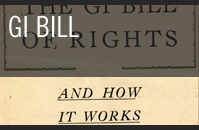 GI Bill of Rights