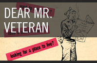 Dear Mr. Veteran