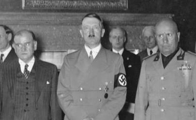 Axis Leaders