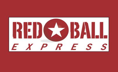 Redball Express Logo