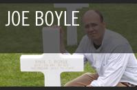 Star Teacher Joe Boyle