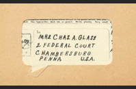 Letter 2 Envelope