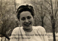 The Holocaust and Propaganda: Connecting the Past to the Present with Survivor Margit Meissner