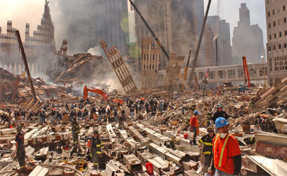 September 11, 2001: A Global Moment