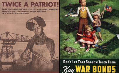 We Can...We Will...We Must! Allied Propaganda Posters of WWII
