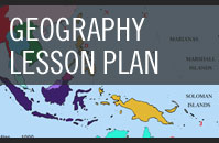 Pacific Geography Lesson Plan