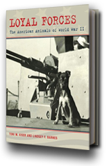 Buy a copy of Loyal Forces: The American Animals of World War II from the Museum store.