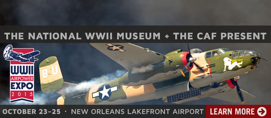 WWII AirPower Expo 2015