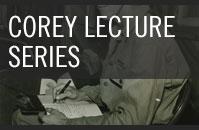 Orlin Russel Corey Memorial Lecture