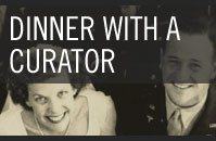 Dinner with a Curator: War Time Weddings