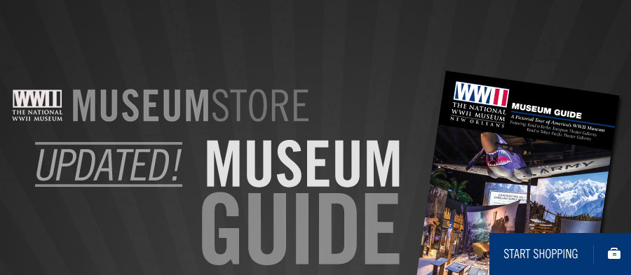 Updated! Museum Guide. Start Shopping.