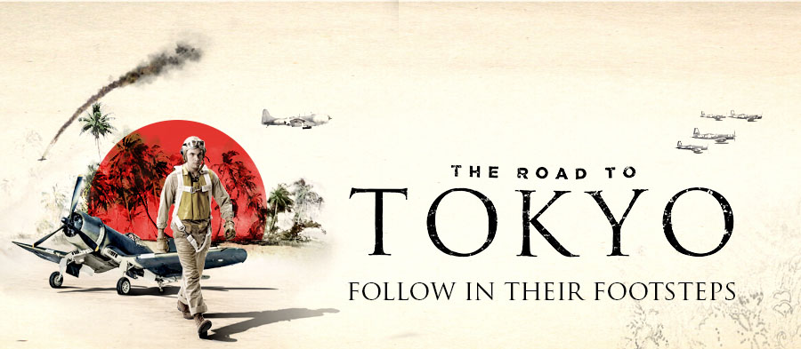 'Road to Tokyo' | Follow in Their Footsteps