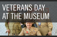 Veterans Day at the Museum