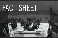 Normandy D-Day Invasion Fact Sheet