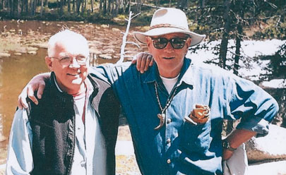 Gordon H. 'Nick' Mueller & Stephen E. Ambrose