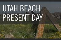 Utah Beach Present Day