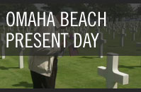 Omaha Beach Present Day