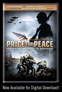 Price for Peace ad
