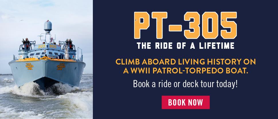 Book a PT-305 ride