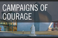 Campaigns of Courage: European and Pacific Galleries