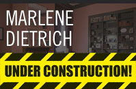 Marlene Dietrich Private Dining Room