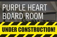 Purple Heart Board Room