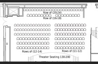 BB's Stage Door Canteen Max Theater Seating
