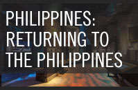 Philippines: Returning to the Philippines