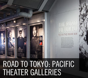 Road to Tokyo: Pacific Theater Galleries