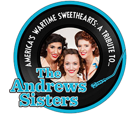 The Victory Belles present 'America's Wartime Sweethearts: A Tribute to The Andrews Sisters'