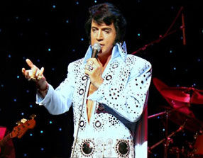 Doug Church – The True Voice of Elvis