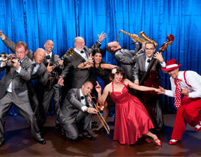 'Jump, Jive, and Wail: The Music of Louis Prima'
