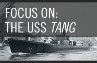 USS Tang Focus On