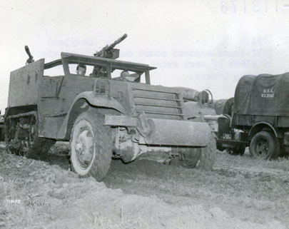 Vehicles of War