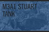 M3A1 Stuart Tank